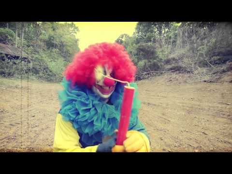 """Curse of the Were-Clown"" Grindhouse Trailer"