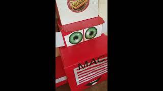 Diy Cars Mack The Truck Cars Theme Party Idea Decoration Youtube
