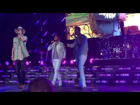Backstreet Boys and Florida Georgia Line - God, Your Momma, and Me