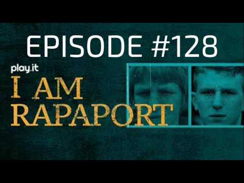 I Am Rapaport Stereo Podcast Episode 128 - Objectification / SVG / 85 Bears