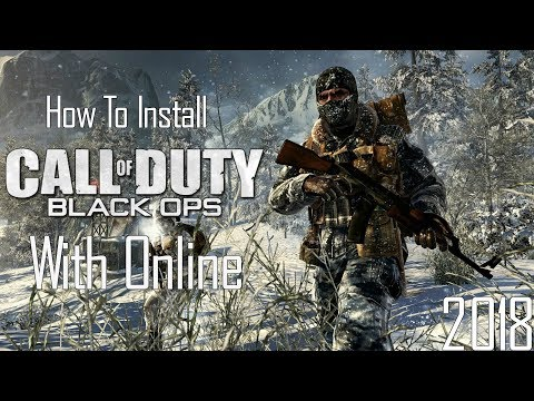 How To Install Call of Duty Black Ops With Online Updated Rocket V2 2018