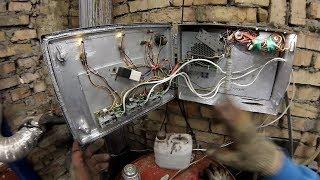 Безопасная печь на отработке [PVS]