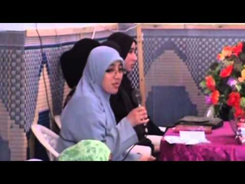 Women and Islam: New perspectives. Morocco 2013.