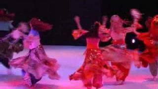 Plesni studio Nefertiti - Bazar festival plesov in kulture orienta - Roman Soul