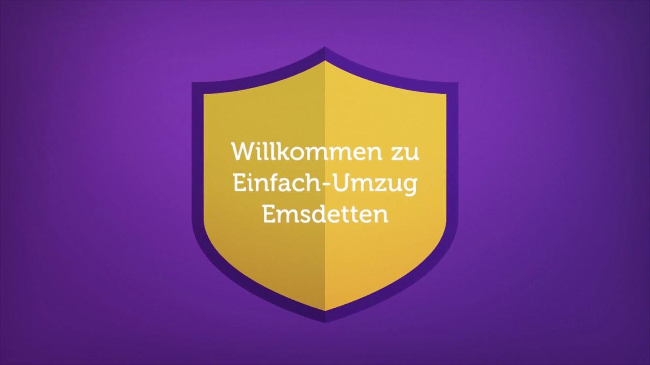 Einfach-Umzug Transportunternehmen in Emsdetten