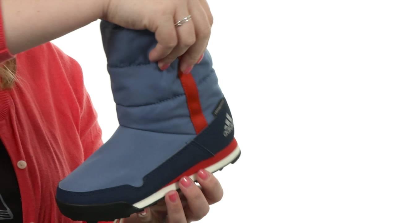 945a71dcb70 adidas Outdoor Kids - CW Snowpitch Slip-On (Little Kid Big Kid) SKU 8708604