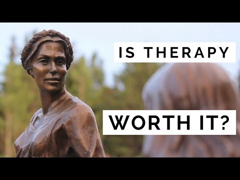 Is Therapy Worth It?
