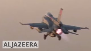 Egyptian air raid kills 'terrorist' mosque attackers