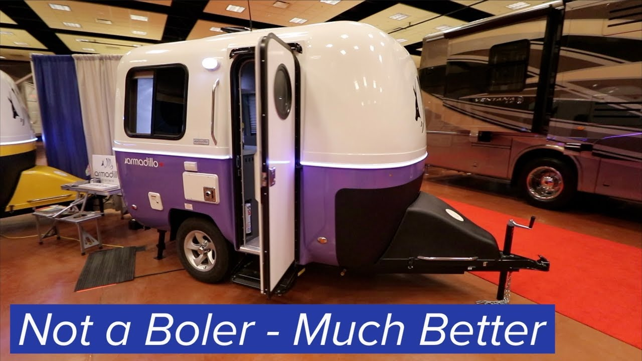 Armadillo - the new and improved Boler