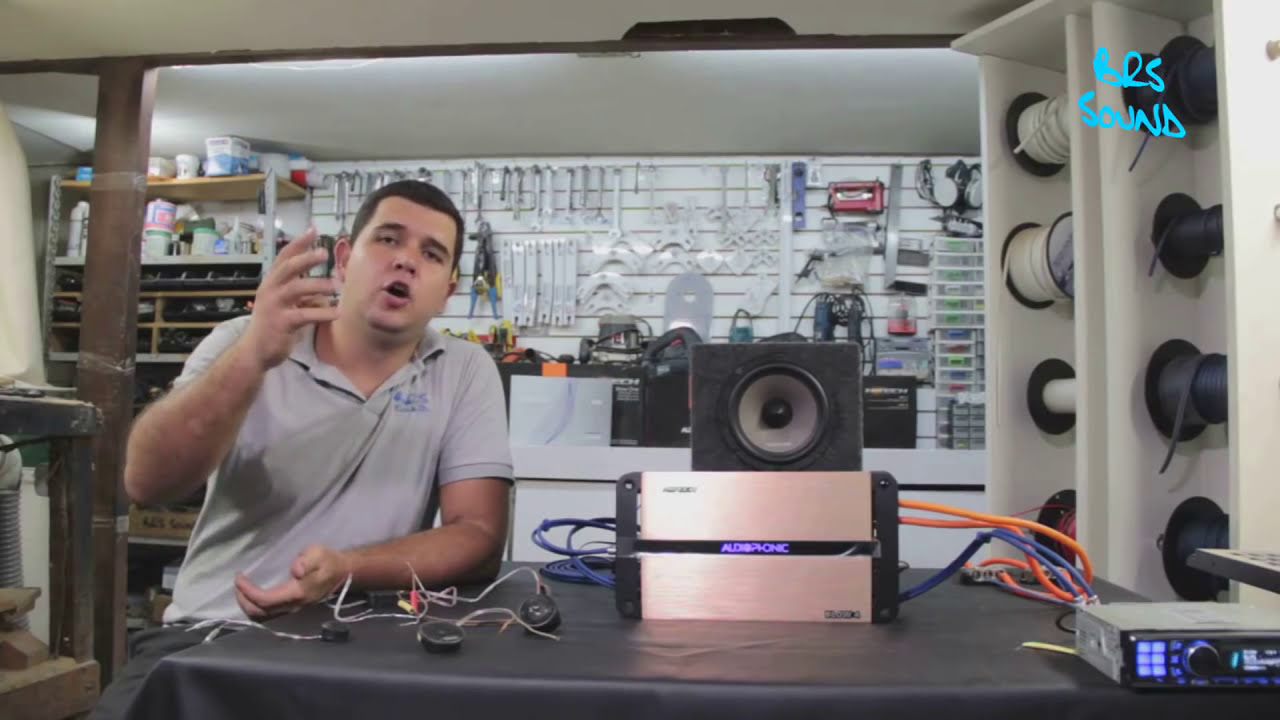 Comparação : Sensation X Jbl X Focal X Audiophonic Sensation Novo    Brssound 05:13 HD