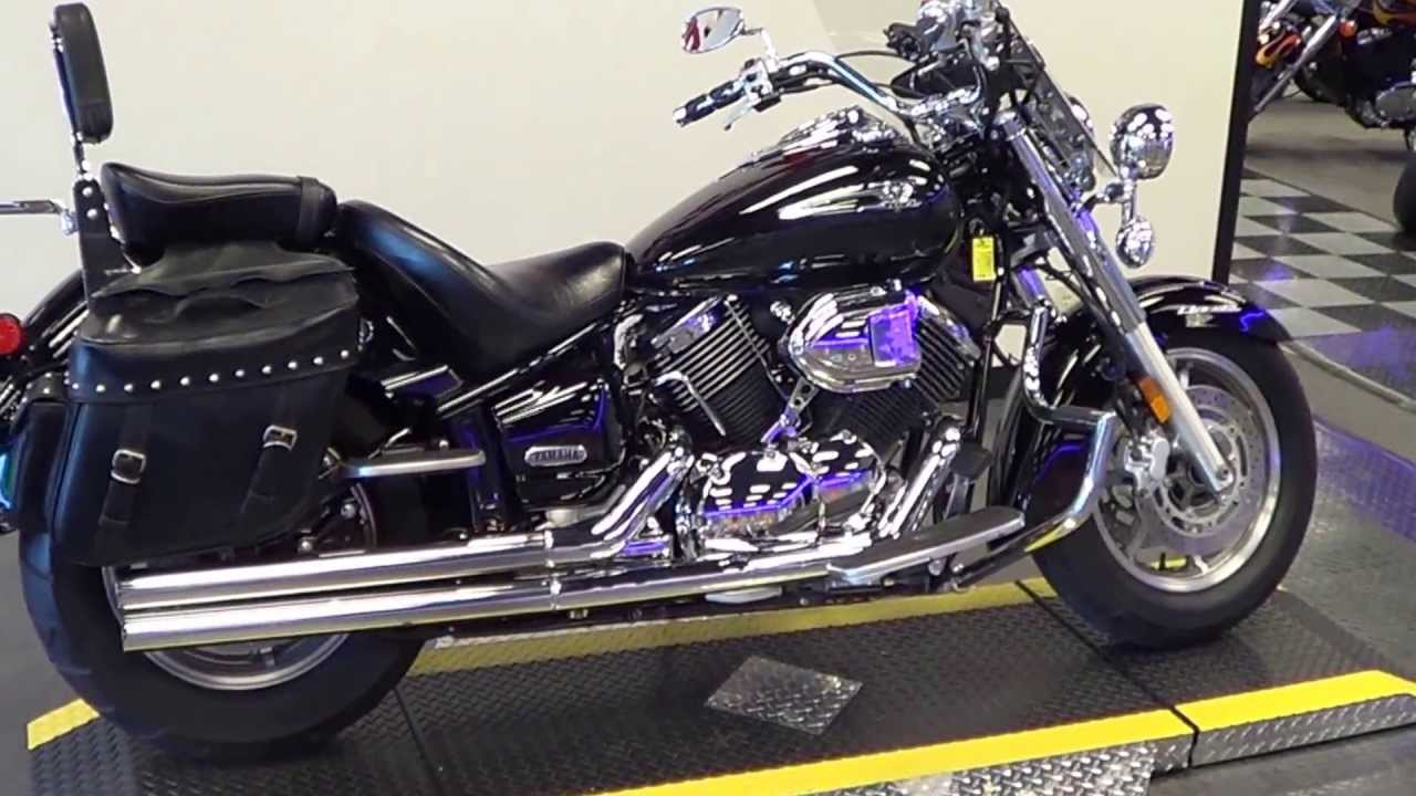 2006 YAMAHA V STAR 1100 CLASSIC-LOW MILES-LOADED WITH UPGRADES ...