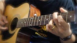 Myo Gyi guitar intro lesson (မင်းအချစ်တခုသာ) min a chit ta ku thar- part 1