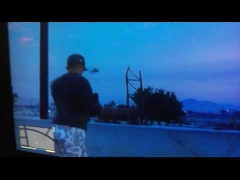 GTA 5 Clown Hunting in Sandy Shores