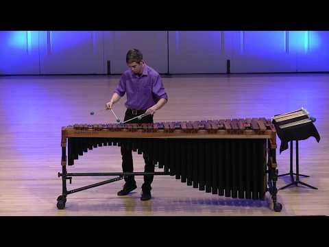 Variations on Lost Love - David Maslanka - Marimba