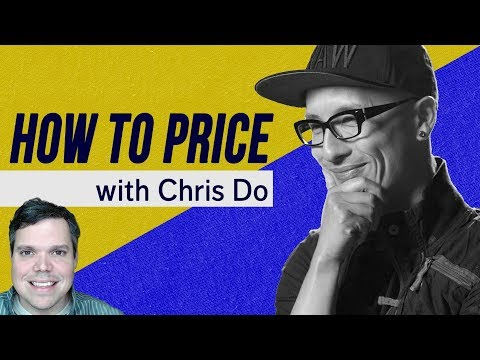 Pricing Strategies with Chris Do