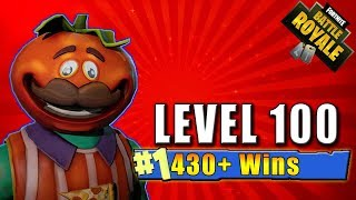 🔴 Playing With Subscribers Fortnite LEVEL 100 // 440+ WINS NEW SKIN // Clinger