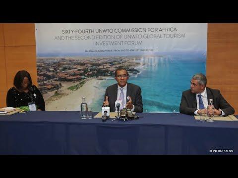 64ª reunião da Comissão Regional da OMT recomenda mobilização de vacinas em quantidade para África