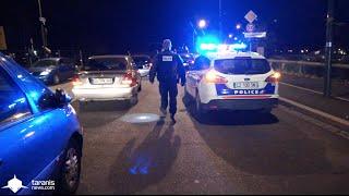 #STRASBOURG : FERMETURE DE LA FRONTIÈRE FRANCO-ALLEMANDE (Shortcut)