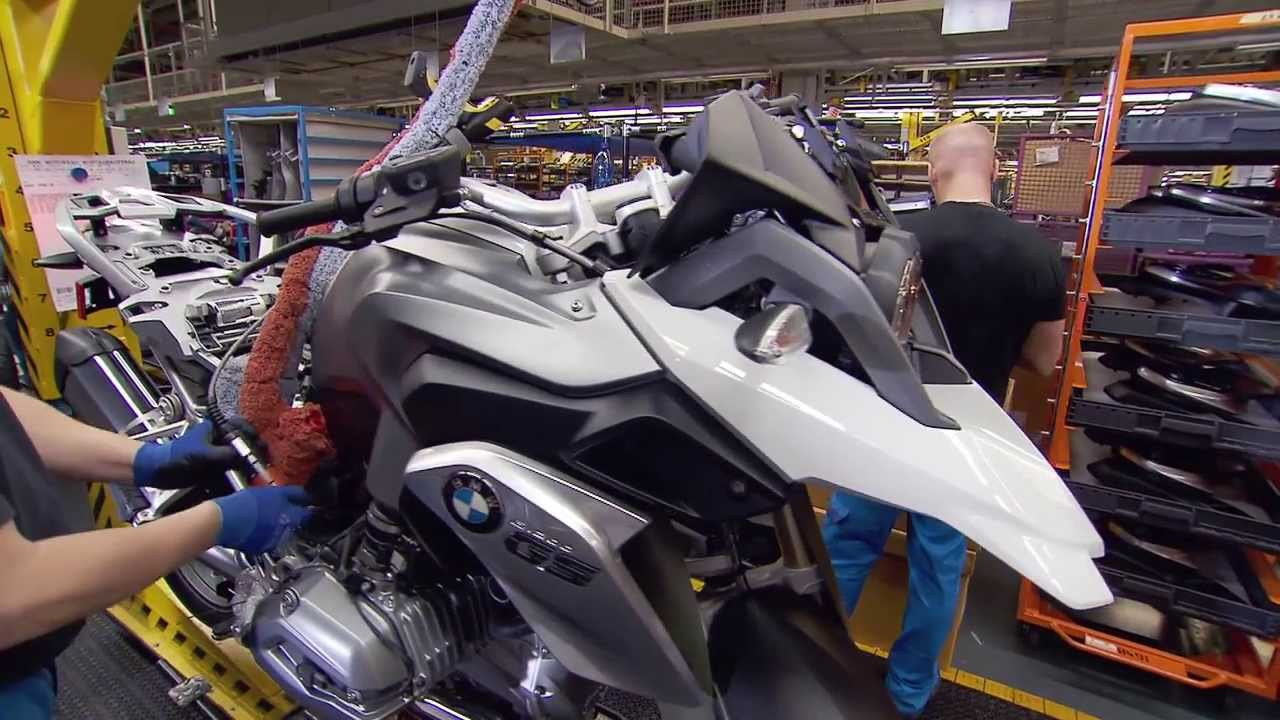 Download BMW Motorrad Berlin Plant HD GS vol.4