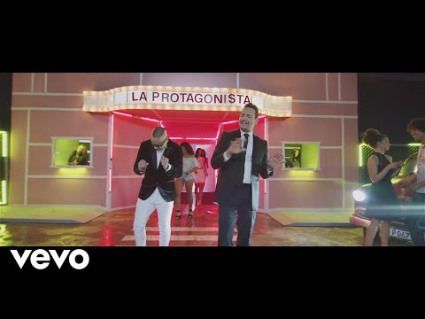 Jacob Forever - La Protagonista (Remix - Official Video) ft. Víctor Manuelle