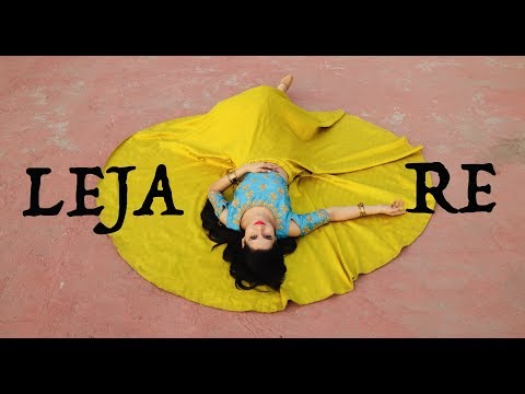 LEJA RE  Dance Choreography  Kanishka Talent Hub  DHVANI BHANUSHALI  WEDDING choreography