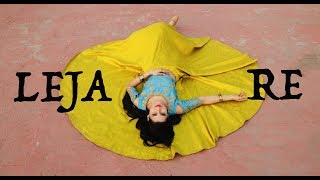 LEJA RE | Dance Choreography | Kanishka Talent Hub | DHVANI BHANUSHALI | WEDDING choreography