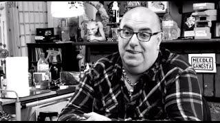 INTERVIEW: Lal Hardy, Tattoo Artist, London, UK.