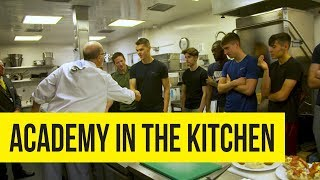 Academy in the kitchen