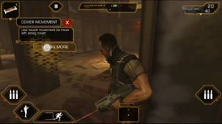 Mod Deus ex: the fall (unlimited money) free download
