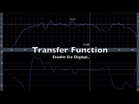 Transfer Function Demo