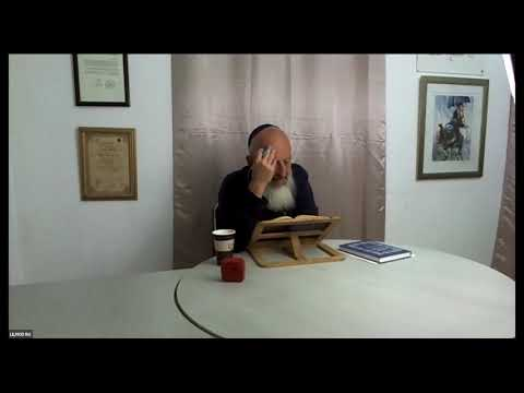 Строение Сидура, рав Йона Левин
