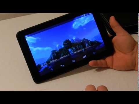 Review: iRulu 7 inch android tablet [x1s 1749]
