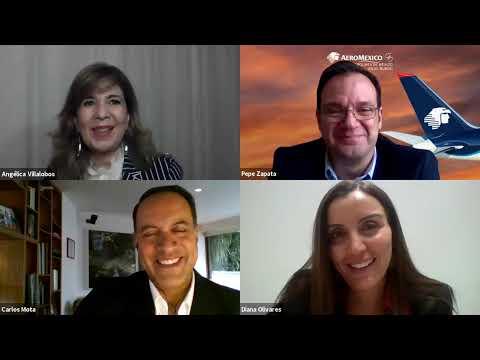 Webinar │ Turismo de negocios, los retos a corto, mediano y largo plazo