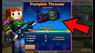 TOP 5 COLORFUL WEAPONS IN PIXEL GUN 3D