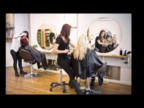Do you want to be a hairdresser ? I'll show you how
