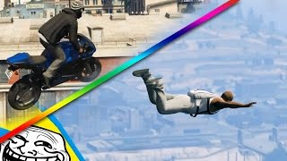 GTA 5 | STUNTS & FAILS (GTA 5 Funny Moments)