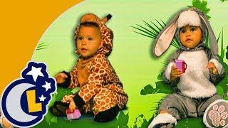 La Canción de las Vocales . Videos educativos . Videos Infantiles. Babytubers .Lunacreciente