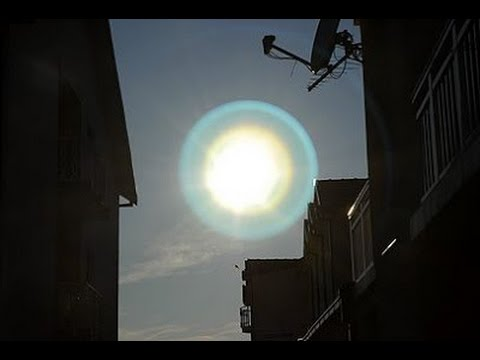 Nibiru Emerges from Behind the Sun -Extreme Events Impact th