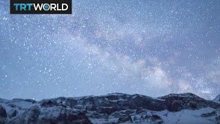 China Star Gazing: Lyrid meteor shower lights up sky in China
