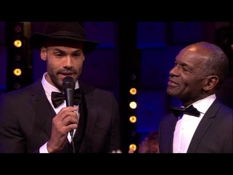 Alain en Dane Clark - Going Back For Christmas - RTL LATE NIGHT