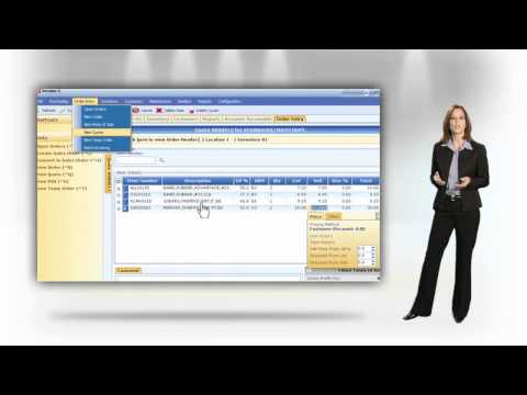 ECi Solutions, Britannia Business Management System, ECi Software For Growing Office Products Dealer