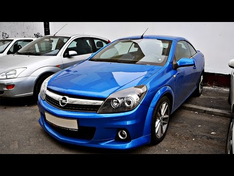 opel astra h twintop opc la review vlog 488 youtube. Black Bedroom Furniture Sets. Home Design Ideas
