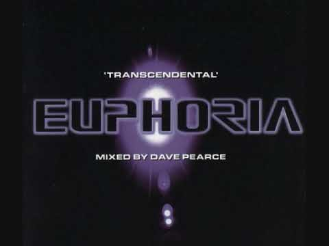 Transcendental Euphoria: Mixed By Dave Pearce - CD1