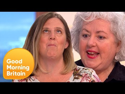 'Sharenting' Debate Gets Extremely Heated   Good Morning Britain