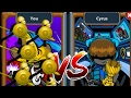 10 GOLDEN Speartons Vs Insane MODE Tournament Stick War Legacy mp3