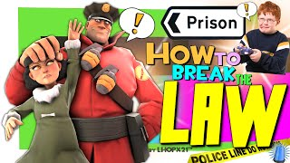 TF2: How to break the law [Voice chat/FUN]