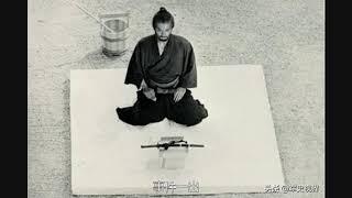 日本史上最具臭名的切腹:22人被執行,進行到一半時外國人已嚇跑