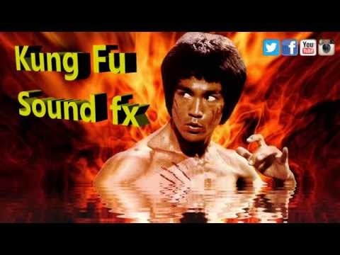 Free Kung Fu fight sound effects download pack