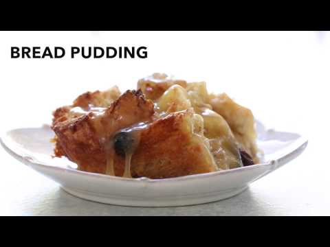 Authentic New Orleans Bread Pudding