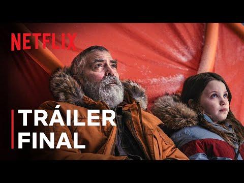 Cielo de medianoche   Tráiler final   George Clooney   Netflix